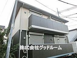 神奈川県相模原市南区上鶴間本町5丁目の賃貸アパートの外観