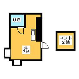 【敷金礼金0円!】シェルコート若松町