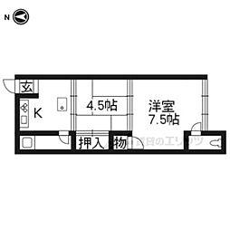 叡山電鉄叡山本線 茶山駅 徒歩6分