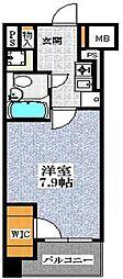 日神デュオステージ笹塚西館[504号室]の間取り