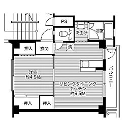 【敷金礼金0円!】ビレッジハウス関ヶ原2号棟