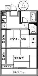 群馬総社駅 2.8万円