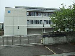 みよし市立黒笹小学校(1048m)