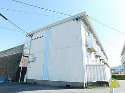 福岡県北九州市小倉北区板櫃町の賃貸アパートの外観