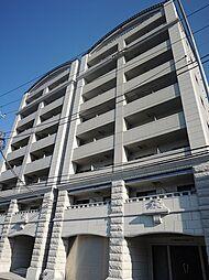 神奈川県横浜市鶴見区菅沢町の賃貸マンションの外観