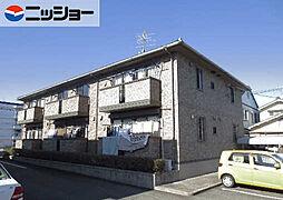 サニーヒルズ合田[2階]の外観