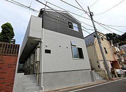 東京都板橋区四葉1丁目の賃貸アパートの外観