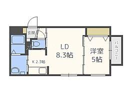 北13条東駅 5.1万円