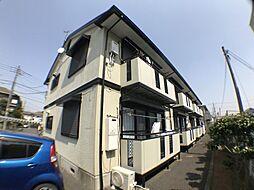 メゾン松本D[203号室]の外観
