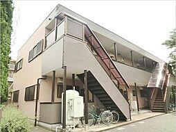 ブルックハイム[1階]の外観