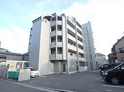大阪府堺市西区浜寺諏訪森町西2丁の賃貸マンションの外観