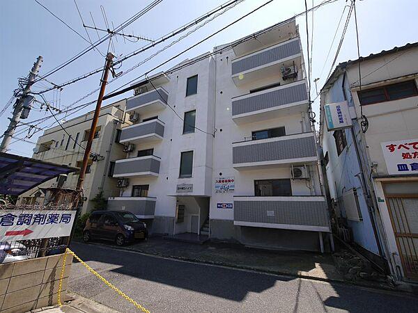 田中第5ハイツ 4階の賃貸【福岡県 / 北九州市八幡東区】