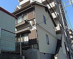 東京都北区中十条3丁目の賃貸アパートの外観