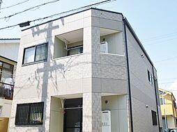愛知県名古屋市昭和区折戸町3丁目の賃貸アパートの外観