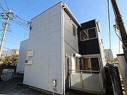 [テラスハウス] 神奈川県川崎市多摩区中野島3丁目 の賃貸【/】の外観