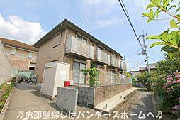 大阪府枚方市伊加賀南町の賃貸アパートの外観