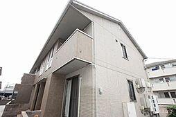 [テラスハウス] 広島県福山市曙町2丁目 の賃貸【/】の外観