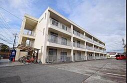 グリーンマンション[3階]の外観