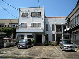 兵庫県豊岡市桜町の賃貸アパートの外観