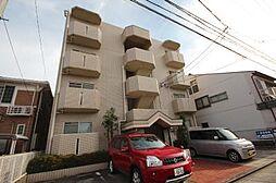 愛知県名古屋市中川区七反田町の賃貸マンションの外観