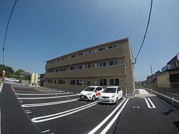 エストピア壱番館[1階]の外観