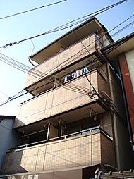 阿美マンション[4階]の外観