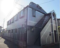 ヴァンテアン清瀬[2階]の外観