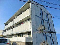 京都府京都市伏見区竹田醍醐田町の賃貸マンションの外観
