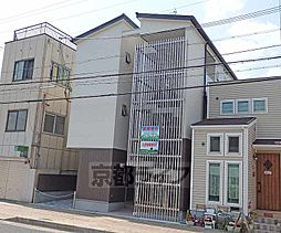 京都府京都市南区西九条島町の賃貸マンションの外観