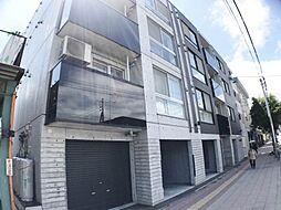 北海道札幌市西区発寒四条4丁目の賃貸マンションの外観
