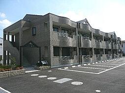 パロ・アルトA[2階]の外観
