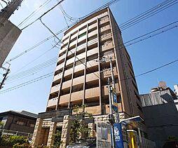 京都府京都市下京区間之町通五条下る大津町の賃貸マンションの外観