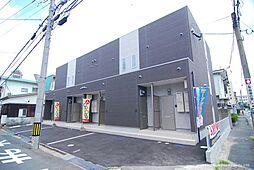 ロデスマン三萩野[1階]の外観