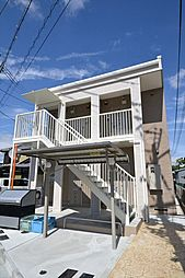 大阪府吹田市江坂町3丁目の賃貸アパートの画像