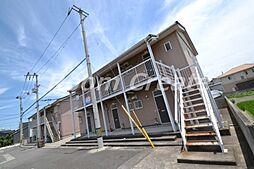 徳島県徳島市中島田町4丁目の賃貸アパートの外観