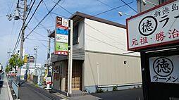 大阪府泉大津市春日町の賃貸アパートの外観