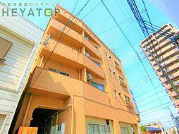 愛知県名古屋市瑞穂区片坂町1丁目の賃貸マンションの外観