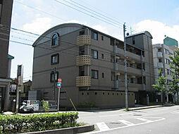 ビラ妙松館[1階]の外観