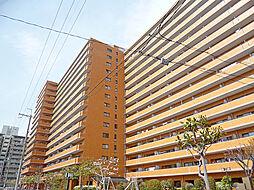 ライオンズマンション新大阪第6[12階]の外観