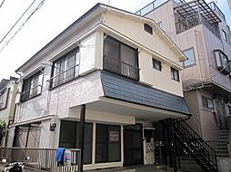 白石荘[2階]の外観
