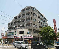 京都府宇治市小倉町の賃貸マンションの外観