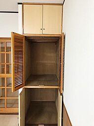 ダイニングキッチン内 収納スペース
