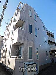 エクセル新百合丘[1階]の外観