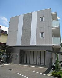 フォレストハイム港南[3階]の外観
