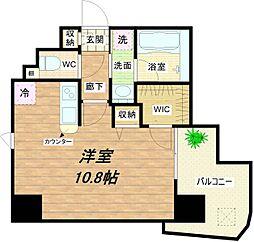 KAISEI大手前[8階]の間取り