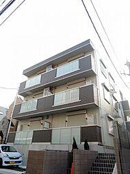 千葉県浦安市富士見3の賃貸マンションの外観