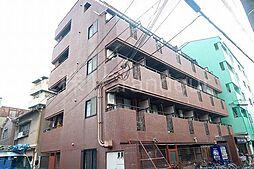 シャトー京橋[4階]の外観