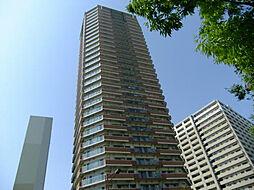 ローレルスクエア大阪ベイタワー[1301号室]の外観