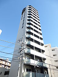 ジェノヴィア麻布十番グリーンヴェール[4階]の外観
