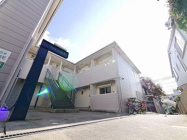 ハイツ夢野 1階の賃貸【兵庫県 / 神戸市兵庫区】